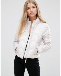 Vero Moda | Wind Jacket In Ultramarine In Gray | Lyst