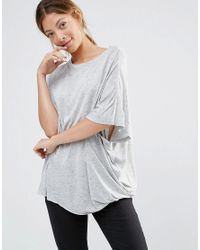 Cheap Monday | Gray Mistake T-shirt | Lyst