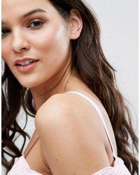 ALDO - Metallic Sherer Multipack Earrings - Lyst