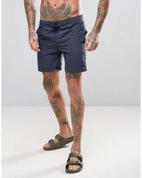 Firetrap - Blue Swim Shorts for Men - Lyst