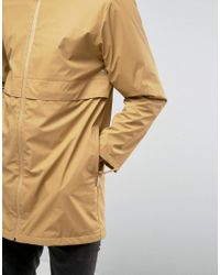 Rains - Natural Mile Thermal Lined Raincoat Long for Men - Lyst