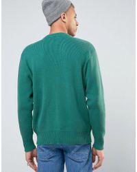 Weekday - Green Jones Knit for Men - Lyst