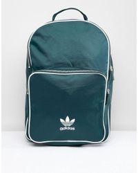 2c048c11d0 Lyst - adidas Originals Adicolor Backpack In Green Cw0629 in Green ...
