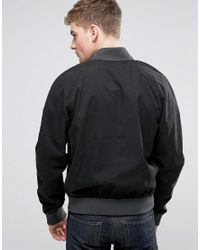 G-Star RAW - Black Attacc Bomber Jacket for Men - Lyst