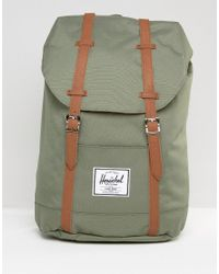 Herschel Supply Co. | Green Retreat Backpack 19.5l for Men | Lyst