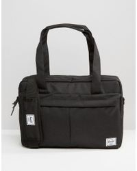 Herschel Supply Co. - Black Gibson Laptop Bag 15l for Men - Lyst