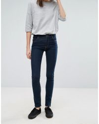 Cheap Monday | Blue Tight Very Stretchy Skinny Jeans | Lyst