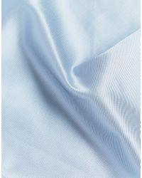 ASOS - Wedding Pocket Square In Blue for Men - Lyst