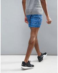Blend - Blue Active Athletic Shorts for Men - Lyst