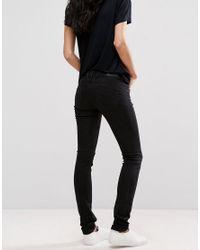 Blend She - Black Nova Daly Skinny Jeans - Lyst