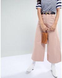 Yoki Fashion - Multicolor Tan Evenlope Purse - Lyst