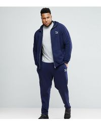 PUMA - Blue Plus Tracksuit Set In Navy Exclusive To Asos for Men - Lyst