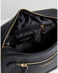 Carvela Kurt Geiger Black Mia Cross Body Bag