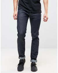 Pepe Jeans | Blue Pepe Hatch Slim Jeans Indigo Wash for Men | Lyst