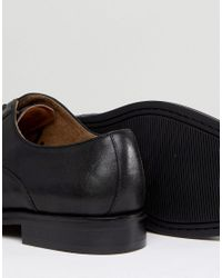 ALDO - Eloie Oxford Leather Shoes In Black for Men - Lyst