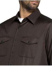 Aspesi - Multicolor Camicia Piu' In Nylon E Thermore for Men - Lyst