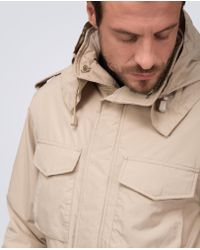 Aspesi | Natural Thermore Jacket New Field for Men | Lyst