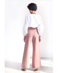 Shaina Mote - Pink Apollo Pant - Lyst