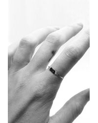 Kristen Elspeth - Metallic Gold Blade Ring - Lyst