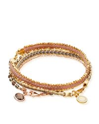 Astley Clarke - Multicolor Smoky Quartz Biography Bracelet - Lyst