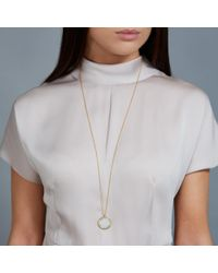 Astley Clarke | Metallic Moonlight Cosmos Biography Necklace | Lyst