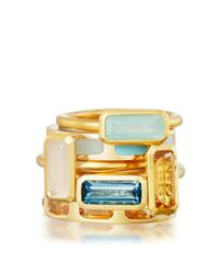 Astley Clarke - Metallic Moonstone Prismic Ring - Lyst