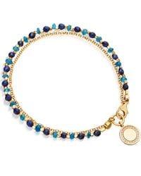 Astley Clarke | Metallic Lapis Cosmos Biography Bracelet | Lyst