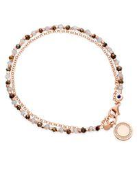 Astley Clarke | Metallic Labradorite Cosmos Biography Bracelet | Lyst