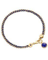 Astley Clarke | Metallic Midnight Cosmos Biography Bracelet | Lyst