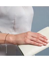Astley Clarke   Metallic Sun Kula Bracelet   Lyst