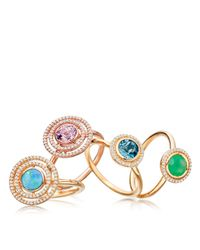 Astley Clarke | Multicolor Lavender Spinel Icon Aura Ring | Lyst
