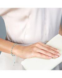 Astley Clarke - Blue Amazonite Skinny Biography Bracelet - Lyst