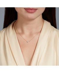 Astley Clarke - Yellow Little Heart Diamond Pendant Necklace - Lyst