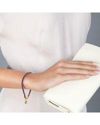 Astley Clarke - Purple Violet Berry Cosmos Biography Bracelet - Lyst