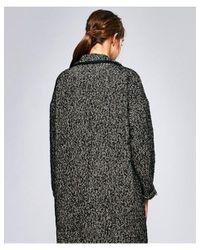 Bellerose - Gray Loumi Coat - Lyst