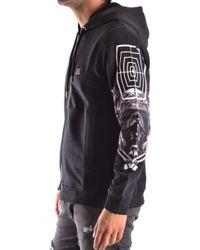 Les Hommes - Sweatshirt In Black for Men - Lyst