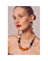 Lizzie Fortunato | Multicolor Sublime Sunrise Necklace | Lyst