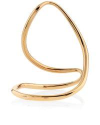 Charlotte Chesnais | Metallic Yellow Gold Beta Bracelet | Lyst