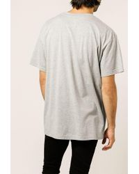 FairPlay | Gray Easton Tee for Men | Lyst