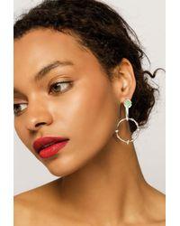Lacar   Multicolor Hilt Chrysoprase Earrings   Lyst