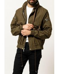 John Elliott - Green Srd Parachute Jacket for Men - Lyst