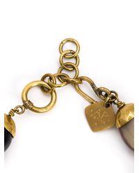 Ashley Pittman - Metallic 'hanja' Bracelet - Lyst