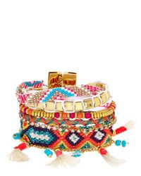 Hipanema | Multicolor Taj Bracelet | Lyst