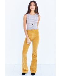 Truly Madly Deeply - Brown Everday Cropped Tank Top - Lyst