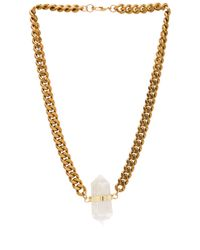 Five And Two - Metallic Olivia Necklace - Lyst