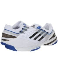 Adidas | White Sonic Rally for Men | Lyst