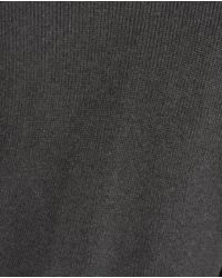 Zara | Gray Sweater With Zips for Men | Lyst
