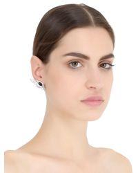 Elise Dray | Metallic Angel Earrings | Lyst