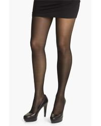 Falke | Black 'support 20 Denier' Tights | Lyst