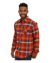 Marmot - Brown Anderson Flannel L/s for Men - Lyst